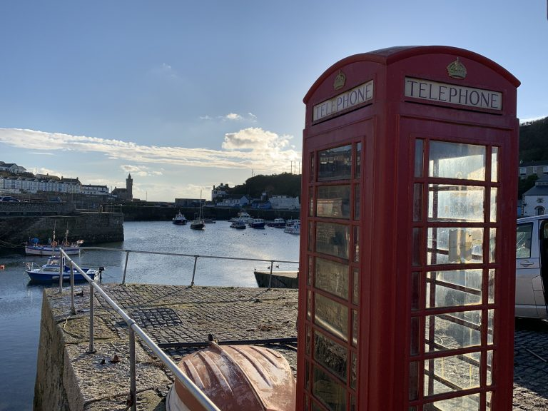 The BT Phone Box Project