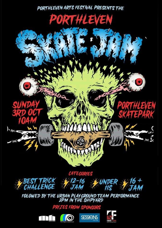 Skate Jam Poster